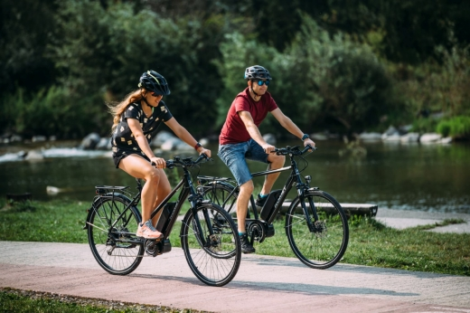 Centrum testowe rowerów elektrycznych