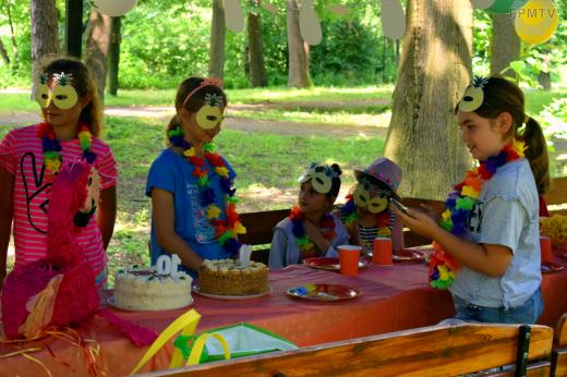 Imprezy urodzinowe