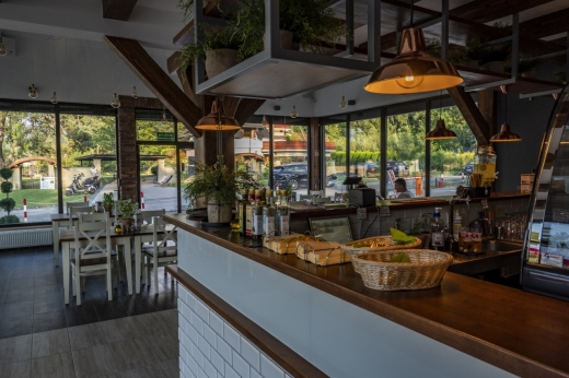 Restauracja La Bufala